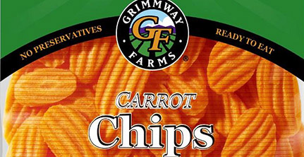 Carrot Chips 171 Grimmway Farms