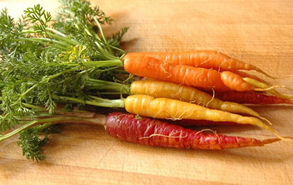 coloredcarrots