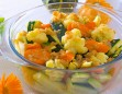 Cauliflower Carrots & Zucchini