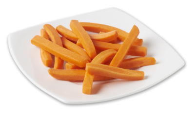 Carrots Sticks 3/8